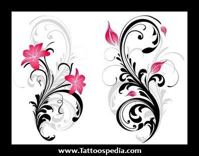 peace lily tattoo designs peace designs