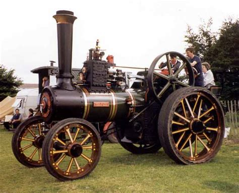 1901 1 Set 2 In 1 1901 burrell 7 nhp 9 1 2 ton compound traction engine ted haggard