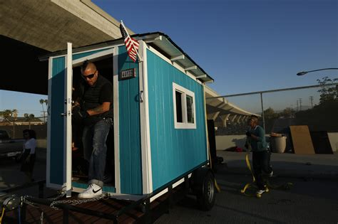 tiny houses for the homeless seen as health and safety