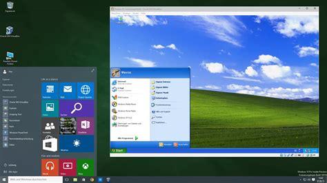 installing xp windows 10 windows xp modus auf windows 10 pc installieren