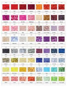 what does different colored flower petals set of 100 many colors available my