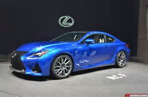 Lexus Rc F Coupe Geneva 2014 Lexus Rc F Coupe Gtspirit