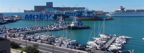 indirizzo porto civitavecchia traghetti dal porto di civitavecchia per la sardegna