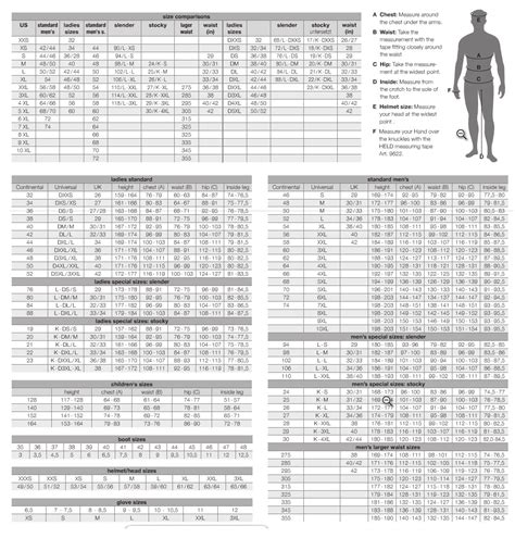Bmw Motorrad Jacket Size Chart by Photos Of Bmw Motorrad Apparel Size Chart Hd