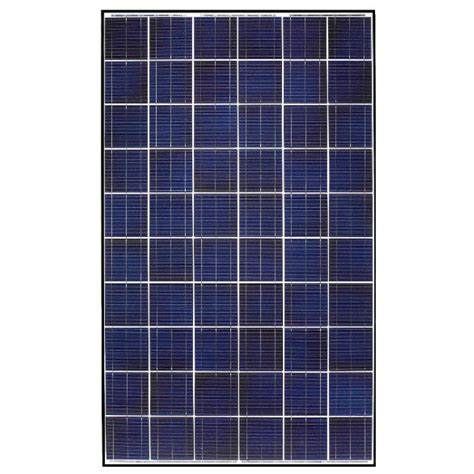 solar panels kyocera ku265 6mca 265 watt multicrystal solar module