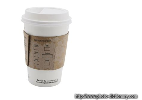 How To Make A Paper Coffee Cup - paper coffee cup photo picture definition at photo
