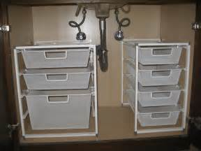 organize bathroom sink cabinet bathroom organizing the sink organization pleia2