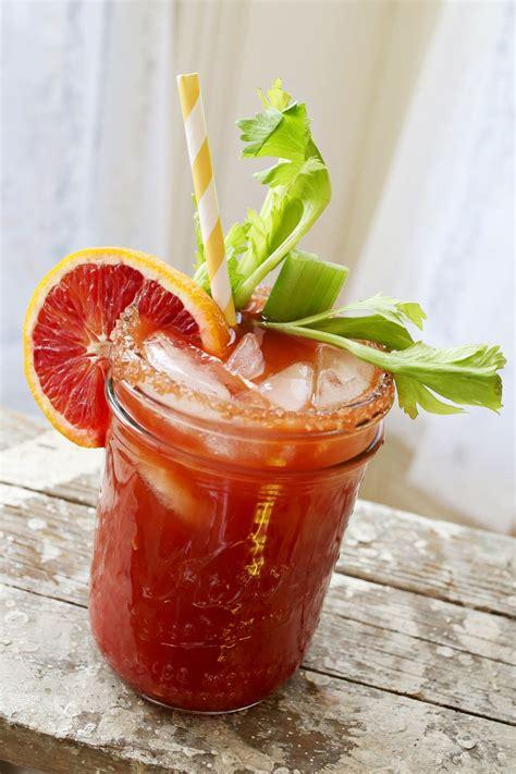 blood orange bloody mary recipe