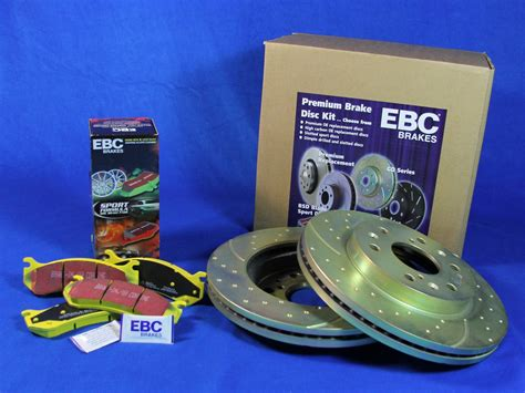 Disc Pad Kc Racing Megapro New ebc brakes ebc stage 5 brake kit s5kr1118 auto parts rxspeed