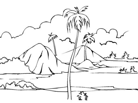 nature coloring pages for adults coloring home