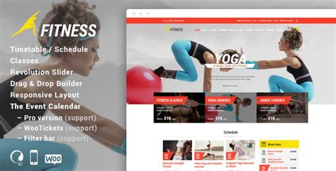 fitness sport v9 0 responsive theme