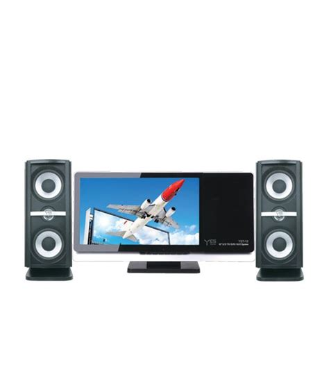 buy yes home theater system ydt 12 at best price in