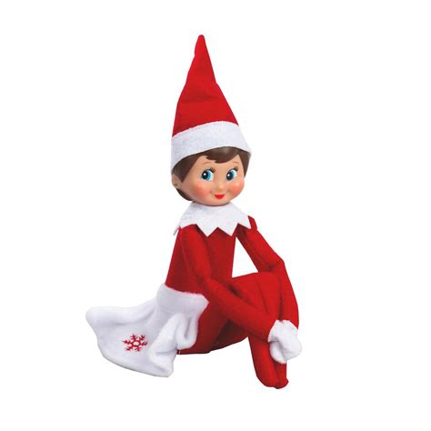 Buying Bed Sheets by Elf On The Shelf Clipart 13