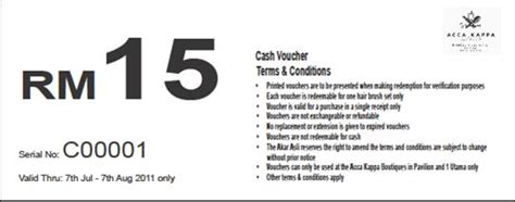 Gift Certificate Terms And Conditions Template by Fashion Lifestyle Travel