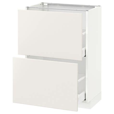 metod maximera base cabinet with 2 drawers white grevsta metod maximera base cabinet with 2 drawers white veddinge