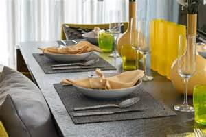 modern dining table setting decoration ideas decorin