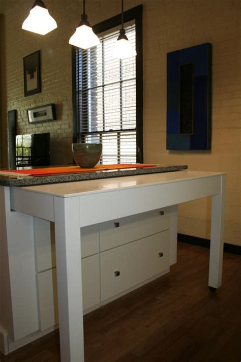 hidden kitchen table pullout hidden table kitchen albuquerque by