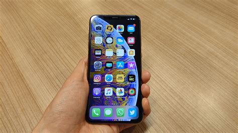 apple iphone xs max review ebuyer