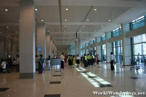 airasia group moves to terminal 1 in yangon myanmar yangon international airport