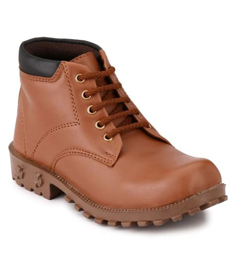 snapdeal boots lagesto brown boots price in india buy lagesto brown