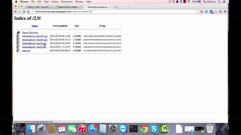 tutorial python mac python selenium webdriver tutorial mac installing