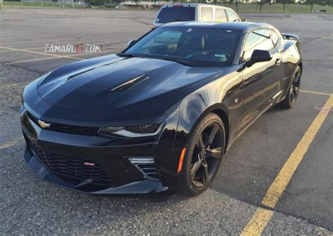 Baju 07 35 Ss Sky Blue great look at the 2016 chevy camaro in black 6th