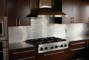 stainless steel kitchen backsplash ideas kitchen backsplash ideas on a budget black metal chrome