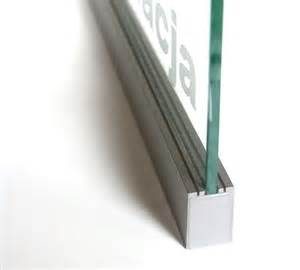 aluminum led channel for 6mm glass klus ex alu series