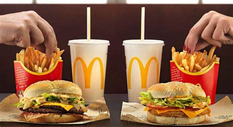 cadenas de comida rapida madrid mcdonald s aviva la guerra de precios entre cadenas de