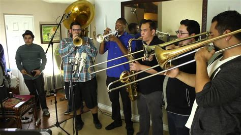 Top Shelf Band by Jackson 5 Cover I Want You Back Top Shelf Brass Band