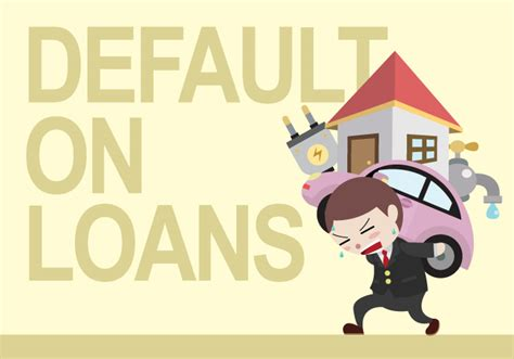 meaning of housing loan loan defaults getting rid of debt when defaulting on your loans