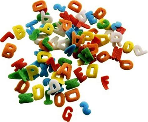 sti lettere pasta di zucchero letterine di zucchero colorate