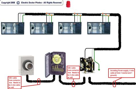 208 volt photocell wiring diagram 12 volt photocell wiring