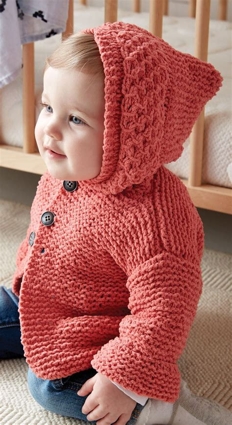 knitting pattern hooded sweater toddler 1482 best free knitting patterns images on pinterest