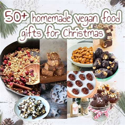 homemade vegan food gifts for christmas delightful vegans
