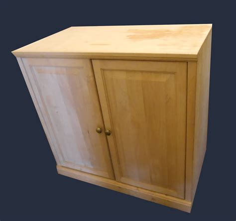 uhuru furniture collectibles low cabinet unfinished