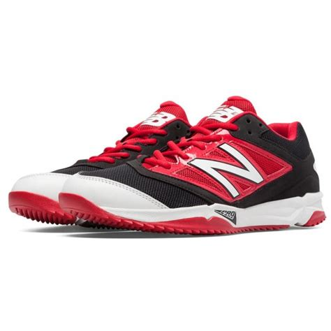 baseball turf shoes new balance black 4040v3 baseball turf shoes