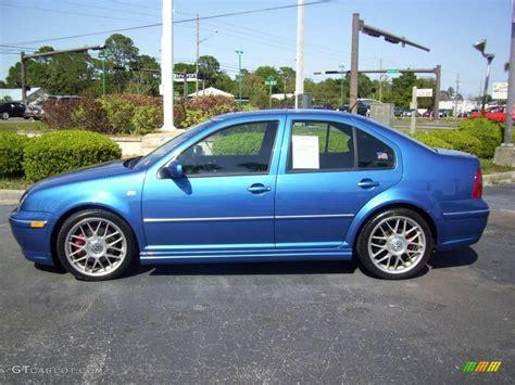 2005 Vw Jetta by 2005 Blue Lagoon Metallic Volkswagen Jetta Gli Sedan