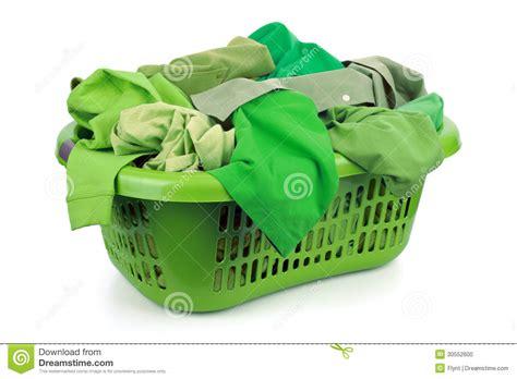 Green Laundry Stock Photo Image 30552600 Green Laundry