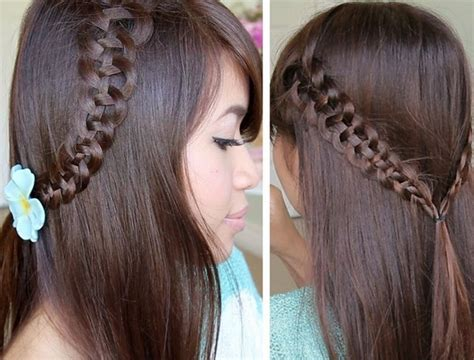 School Formal Hairstyles For Long Hair Stylele 2015