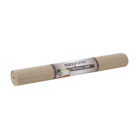 original grip easy liner shelf liner 20 in x 7 ft duck brand