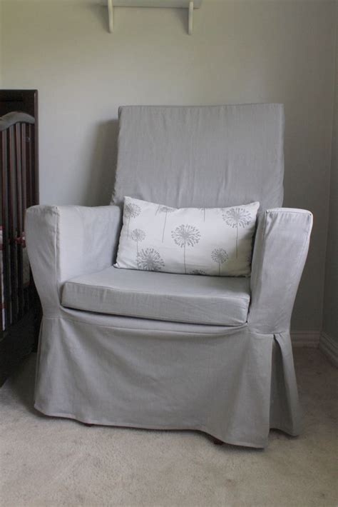 glider chair slipcovers 25 unique glider slipcover ideas on pinterest recover