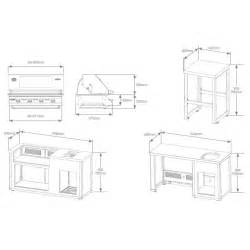 Average Depth Of Kitchen Cabinets artisan outdoor kitchen with signature 3000s bbq