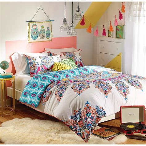gypsy bedding boho boutique 174 gypsy rose comforter set from target