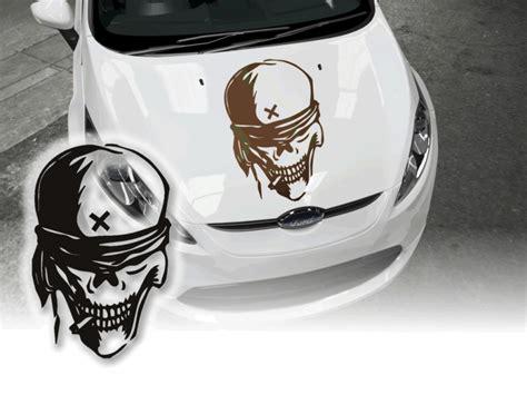 Auto Sticker Klein by Auto Aufkleber Skull Letzte Zigarette Sticker