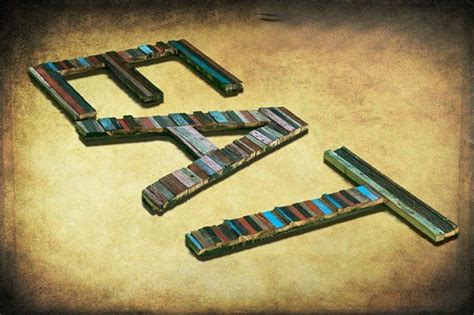 Handmade Wooden Letters - 1000 images about large letters handmade wooden