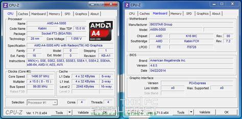 Biostar A68n 5100 Built Up Cpu Amd Apu A4 5100 Garansi biostar a68n 5000 mini itx motherboard review
