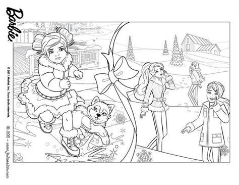 chelsea barbie coloring pages coloriages coloriage de chelsea fr hellokids com