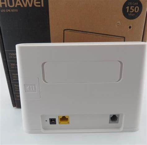 Modem Huawei B310 original unlocked huawei b310s 22 b310 150m 4g lte cpe