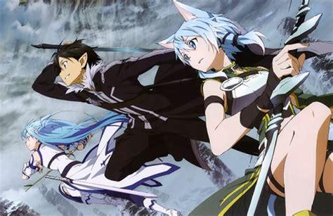 anime like sao 6 anime like sword art online sao recommendations